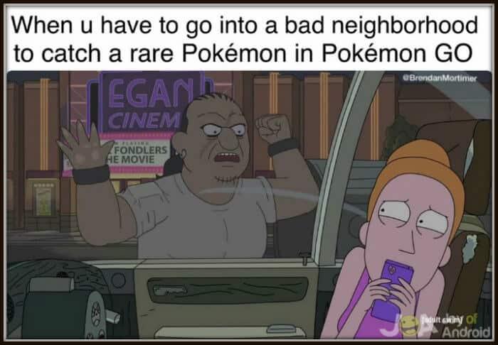 PGO Bad Neighborhood