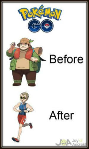 PGO Before and After