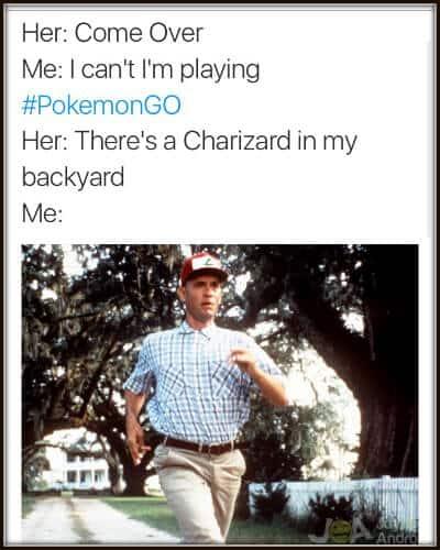Pokemon GO Char