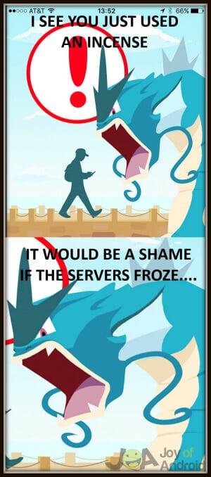 PGO Server Freeze