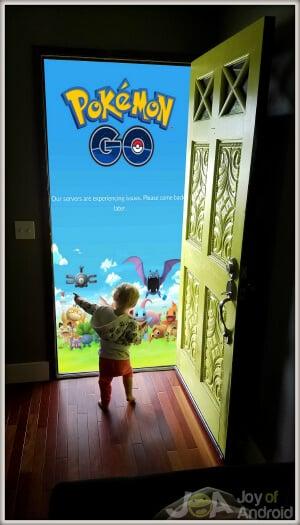 PGO Servers Door