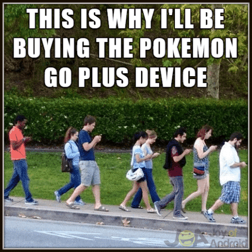 PGO Watch out