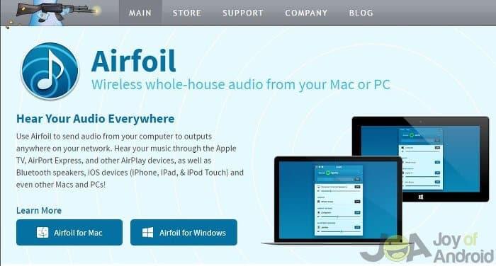 Airfoil App