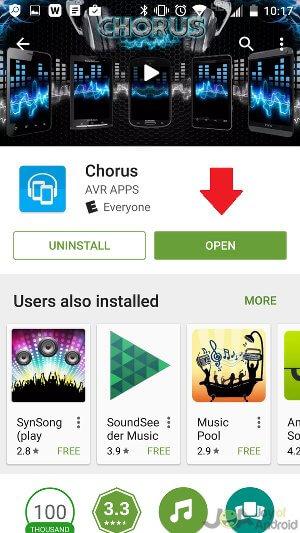Chorus-Open