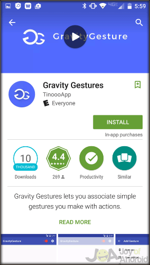 Install Gravity