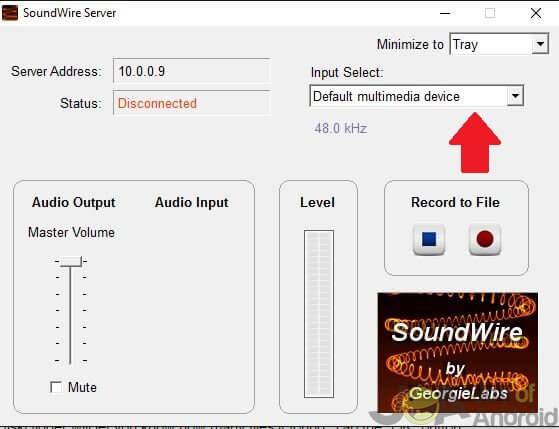 Soundwire-Input