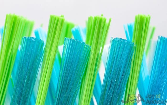 Toothbrush Bristles