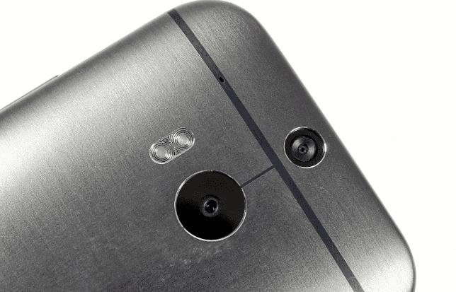 htc one m8 - camera