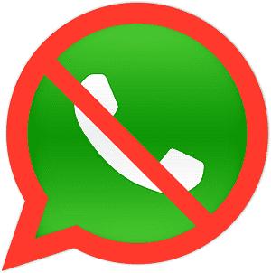 no calls whatsapp blocked