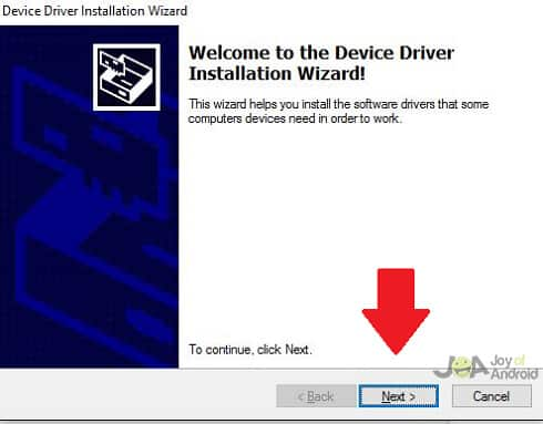 driver wizard