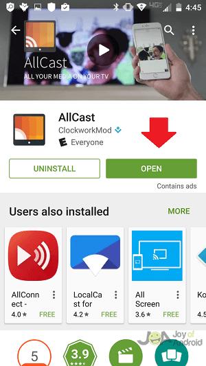 open allcast