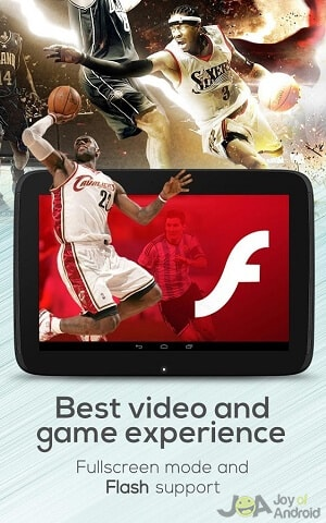 dolphin1 flash player android
