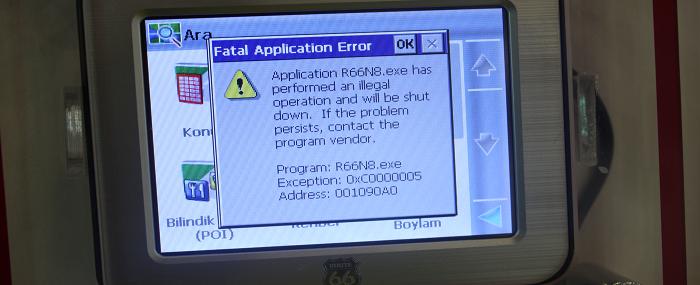 Screen Overlay Detected Rrror
