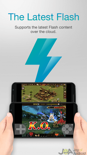 puffin2 flash player android