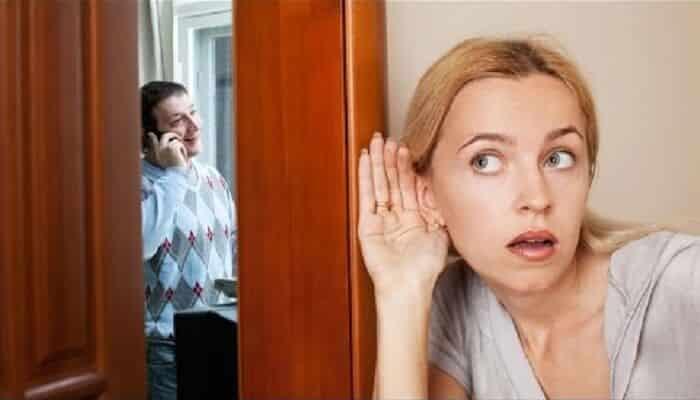 cellphone spy on wife