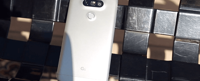 LG G5 Problems and Their Troubleshooting