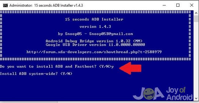 install adb