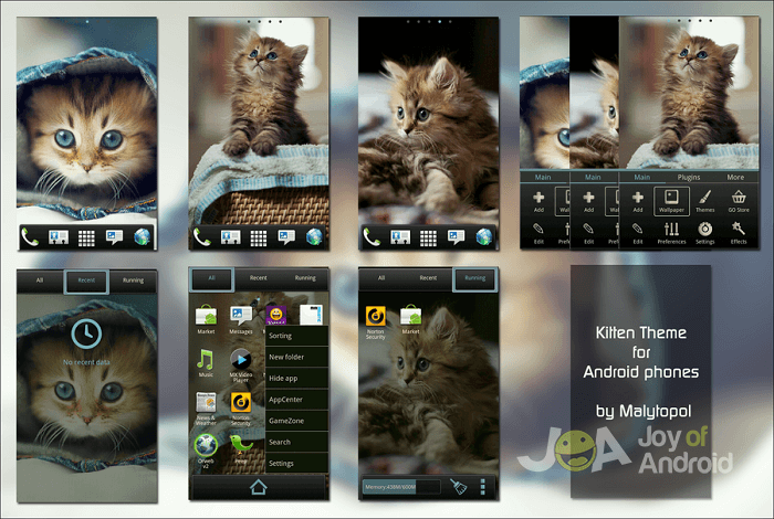 themed android