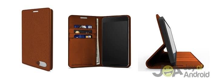 vest wallet case
