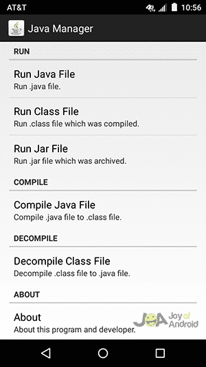 How To Run Java Apps And Games On Android
