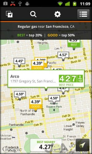 Cheapest Gas Prices Near Me >> The Best Gas Price Apps for Android