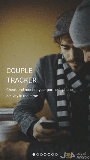 couples tracker