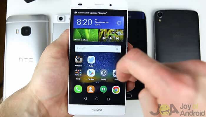 10 of the Best Features of the Huawei P8 Lite