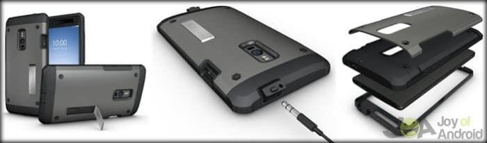 TUDIA OMNIX Hybrid Case