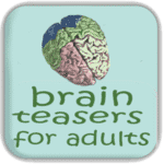 Brain Teasers For Adults App Icon