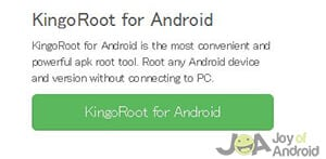 kingoroot-android