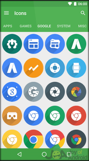 Rondo Icons
