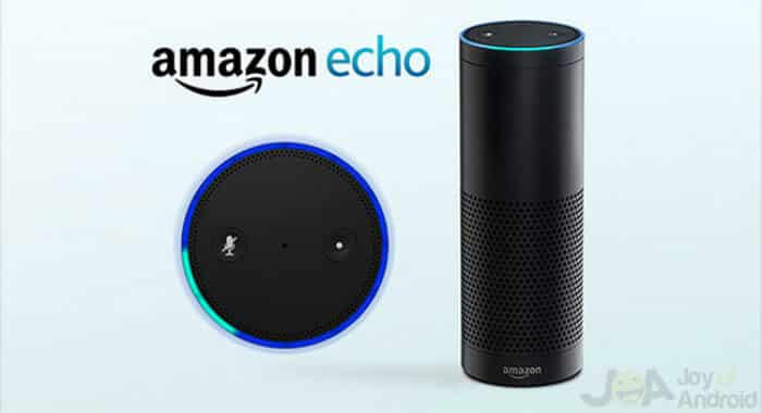 Amazon Echo IFTTT Home
