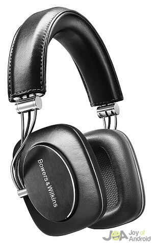 bowers android headphones
