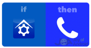 If Then Phone IFTTT Home