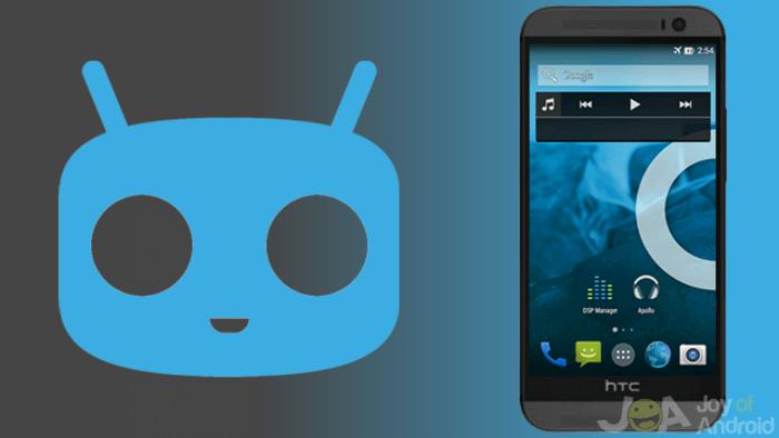 M9 Custom Cyanogen