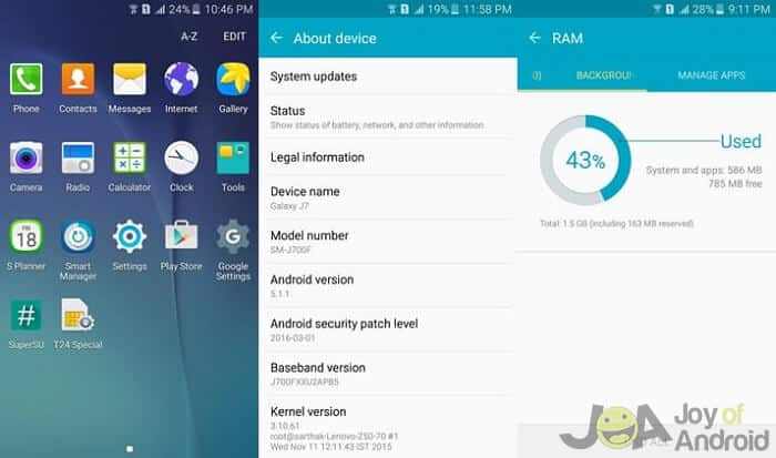 10 Ways to Customize the Samsung Galaxy J7 With Your