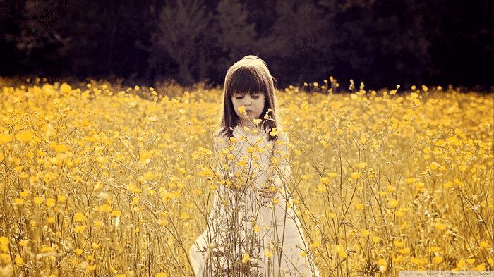 Child Flowers