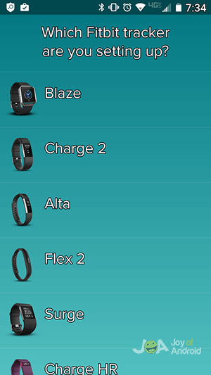 Problems with FitBit and Android Phones
