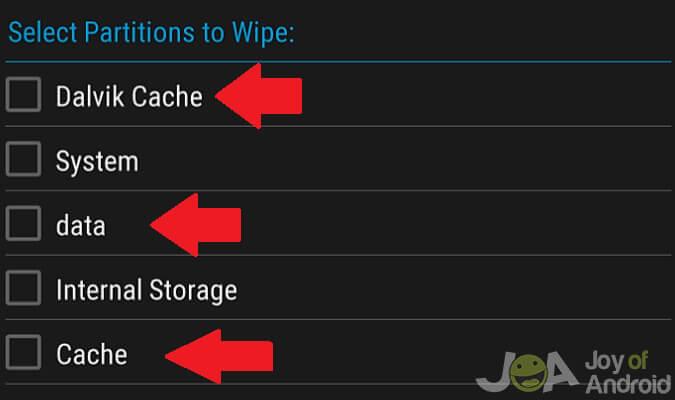 wipe-data