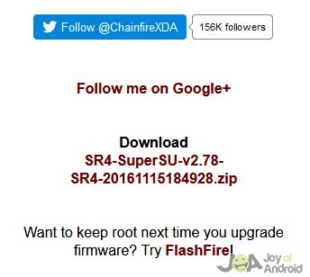 download-super-m9-root