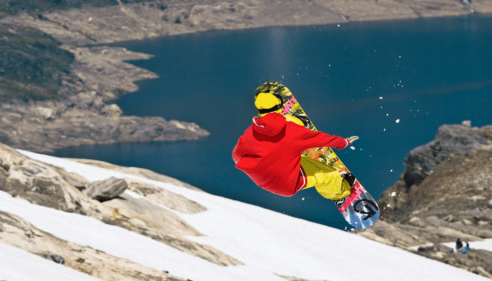 Going on a Ski or Snowboard Weekend Trip with Your Android