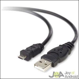 Micro USB S6 Active Root