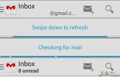 refresh work email problems