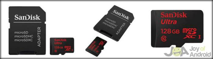 SanDisk Ultra 128 GB