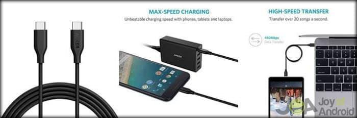 Anker PowerLine USB C to C