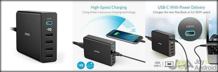 Anker USB Type C Charger