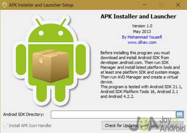 3 APK File Downloaders for Your Computer