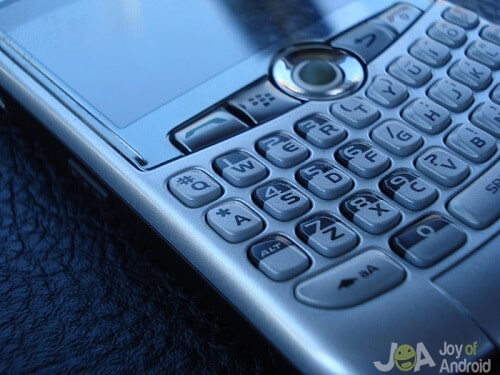 blackberry keyboard