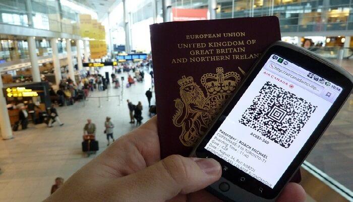 passport phone