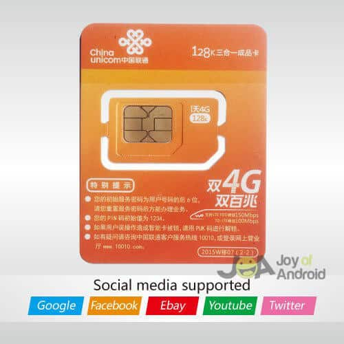 Sim Card For Traveling To China